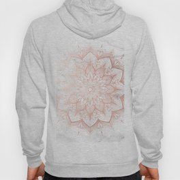 Imagination Rose Gold Hoody