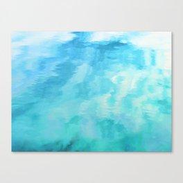 Water Fantasia #decor #buyart #society6 Canvas Print