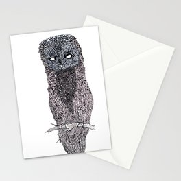 Owl // ink Stationery Cards