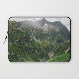 Mighty Mountains of Switzerland Laptop Sleeve