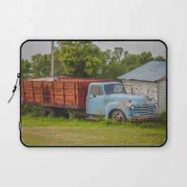 Truck, Regan, North Dakota 1 Laptop Sleeve