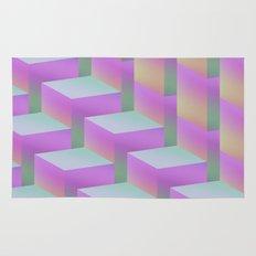 Fade Cubes II Rug