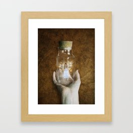 You can't own me Framed Art Print