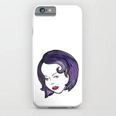Line Girl 2 Slim Case iPhone 6s