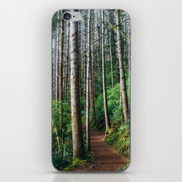 Trees: III // Oregon iPhone Skin