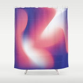 SHIKYU Shower Curtain