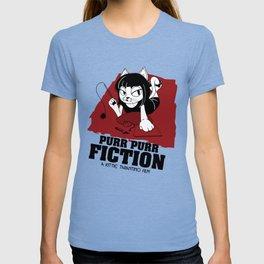 Purr Purr Fiction T-shirt