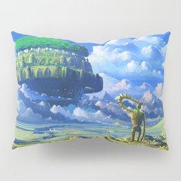 Castle in the sky Pillow Sham