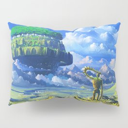 Castle in the sky Pillow Sham