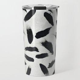 Pintas negras Travel Mug