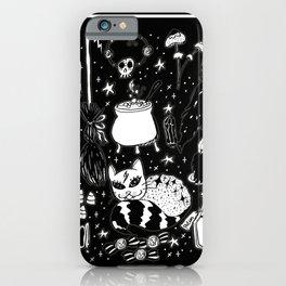 Halloween Doodles 2 iPhone Case
