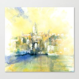 City of Hope Canvas Print