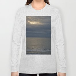 Watching the sunrise Long Sleeve T-shirt