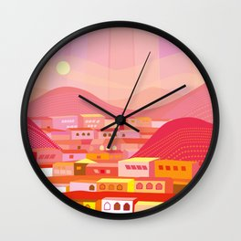 Cananea Wall Clock