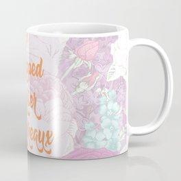 I Slapped Ouiser Boudreaux Steel Magnolias Coffee Mug