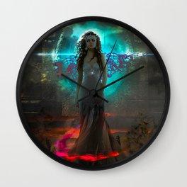 Malevolence Wall Clock