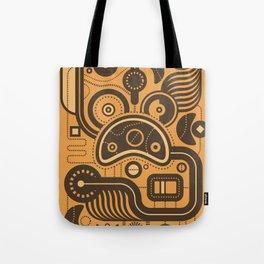 Nonsensical Doodle #3 Tote Bag