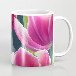 Tulip Bouquet Spring Atmosphere #decor #society6 #buyart Coffee Mug