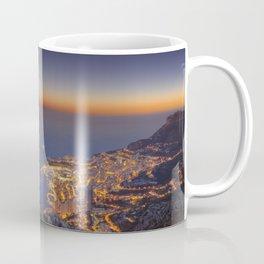 Sunset Grand prix Coffee Mug