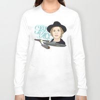 cassia beck Long Sleeve T-shirts featuring Star Beck by Chelsea Herrick