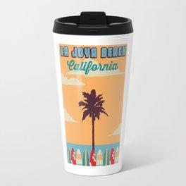La Joya - California. Travel Mug