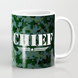 Chief 3 Coffee Mug