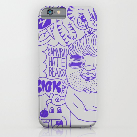 Funny Guys iPhone & iPod Case