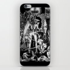 In Hell we are the cockroaches iPhone & iPod Skin