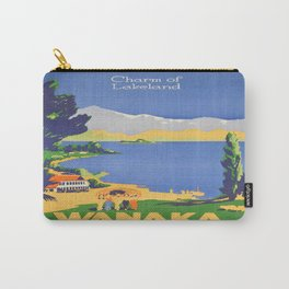 Vintage poster - Wanaka Carry-All Pouch