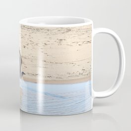 Seagull bird taking off Coffee Mug