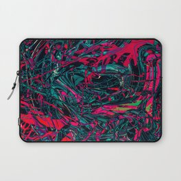Abstract Paint Mix 14 Laptop Sleeve