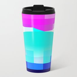 Rising Metal Travel Mug