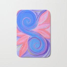 The Study of Pink pt. 2 Bath Mat