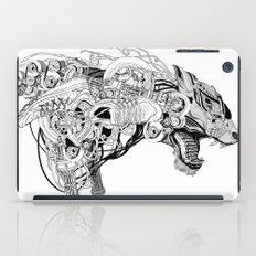 Roaring beast iPad Case