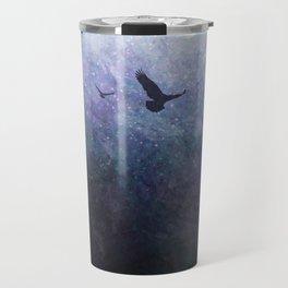 Flight of the Ravens Travel Mug