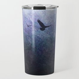 Flight of the Ravens Travel Mug