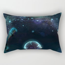 Starry (Night) Undertale Rectangular Pillow
