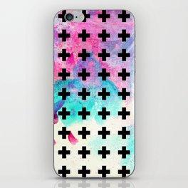 Crosses iPhone Skin