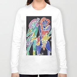 Guitar Girls Long Sleeve T-shirt