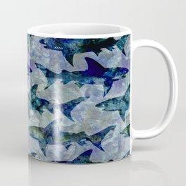 Deep Water Sharks Coffee Mug