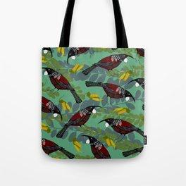 Tui Pattern Tote Bag