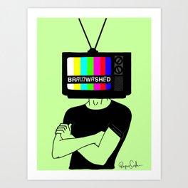 Brainwashed Generation Art Print