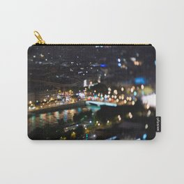 Paris by Night - TiltShift Carry-All Pouch
