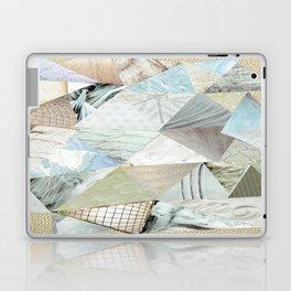 Collage - Like White on Rice Laptop & iPad Skin