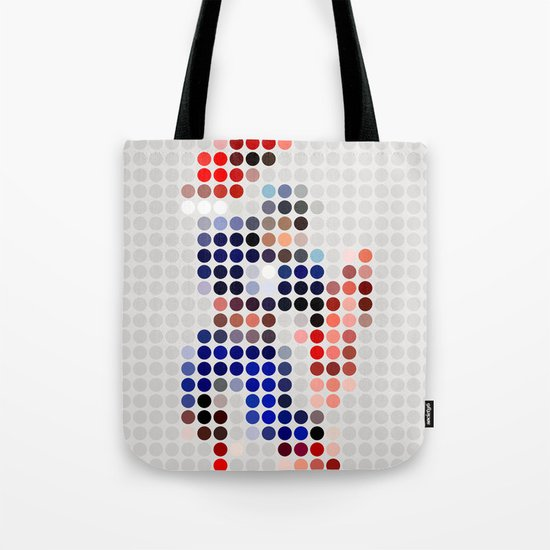 Mr A Tote Bag