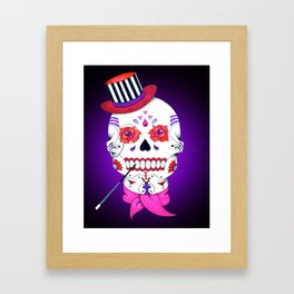 Mr. Raskull Framed Art Print