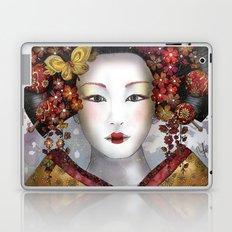 Becoming a Geisha  Laptop & iPad Skin