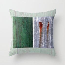 Crescent City Stigmata Throw Pillow