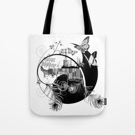counterbalance Tote Bag