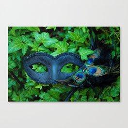 Vevetian Ivy Canvas Print